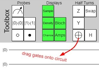 Quantum gates with Quirk - Artificial Intelligence By