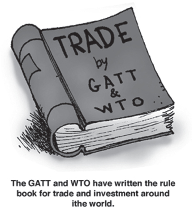 Chapter 31 The World Trade Organization Wto Challenges And