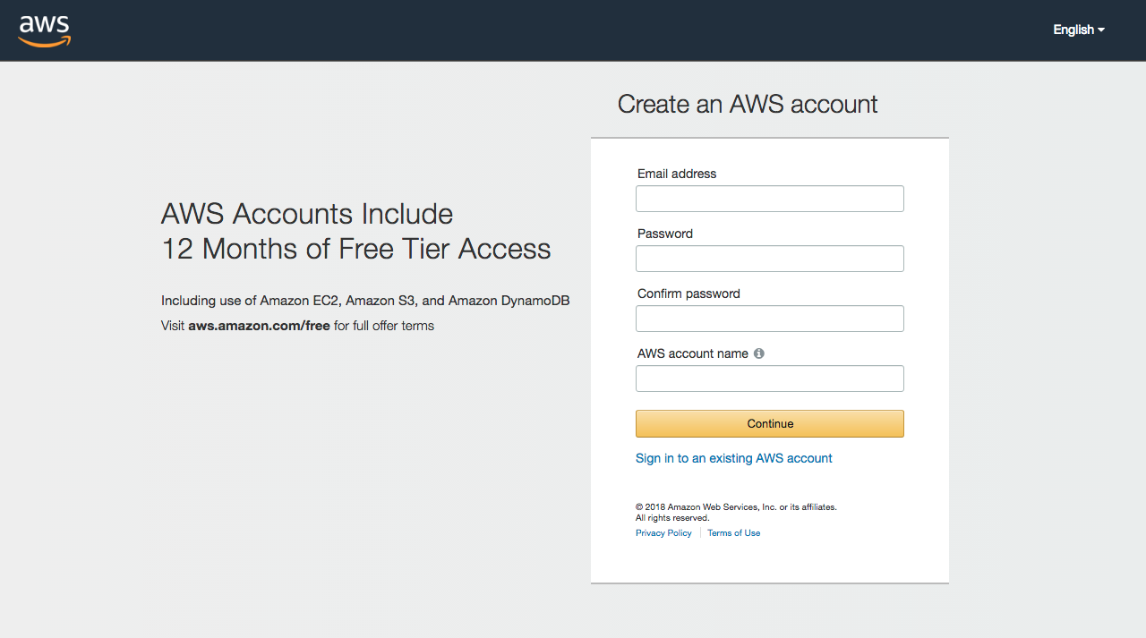 1  Setting Up AWS Tools - AWS System Administration [Book]