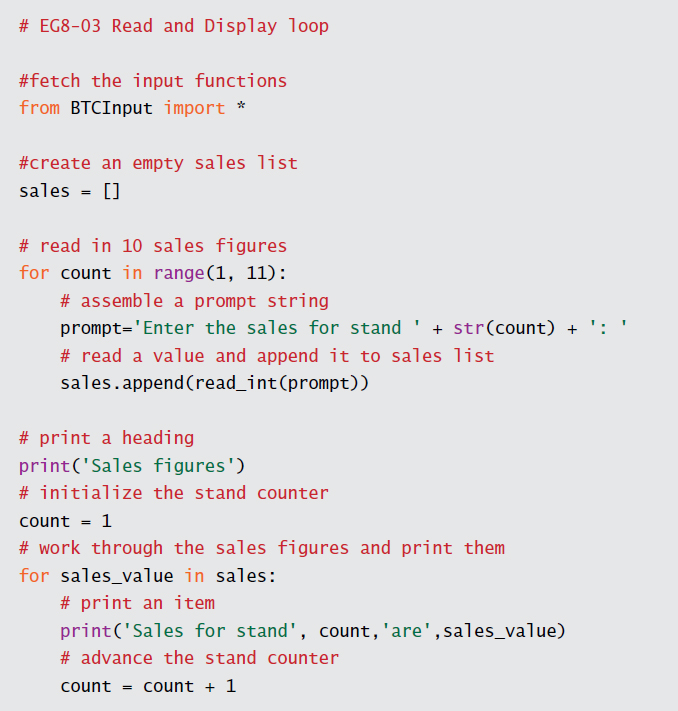 Begin to Code with Python - Begin to Code with Python [Book]
