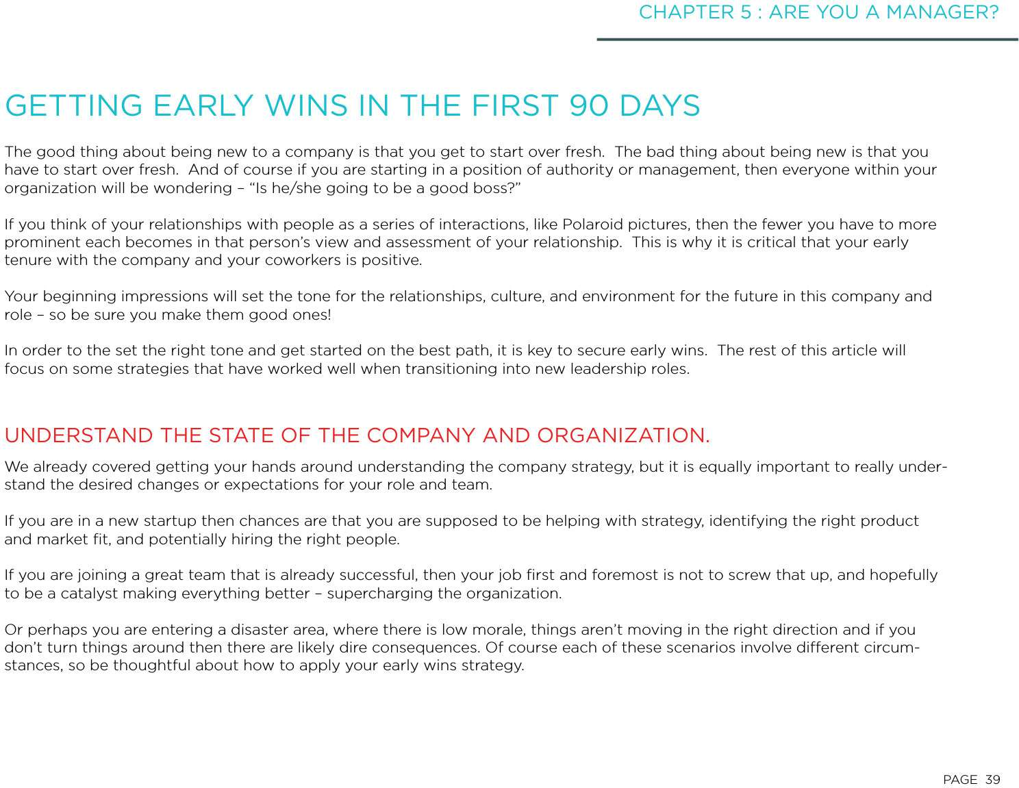 your first 100 days in a new executive job pdf