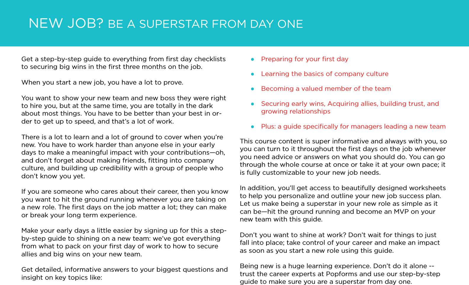 new job be a superstar from day one being new at work a guide new job be a superstar from day one