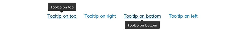Tooltip Bootstrap