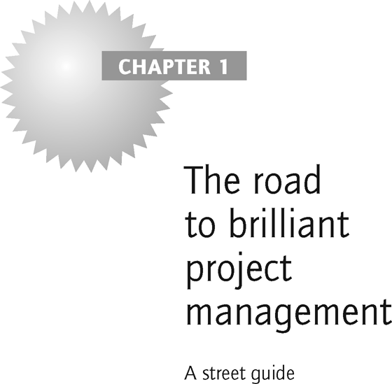 The road to brilliant project management