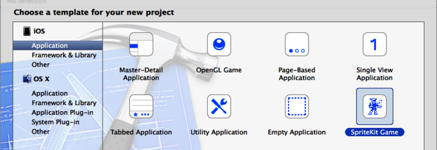 Setting Up a Sprite Kit Project - Build iOS Games with