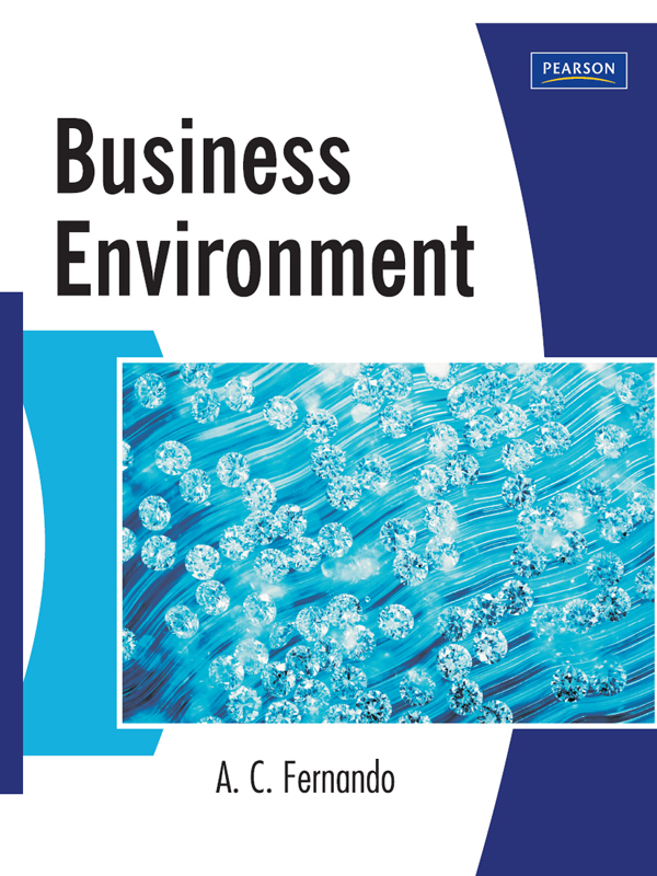 Image of ebook titled Business environment