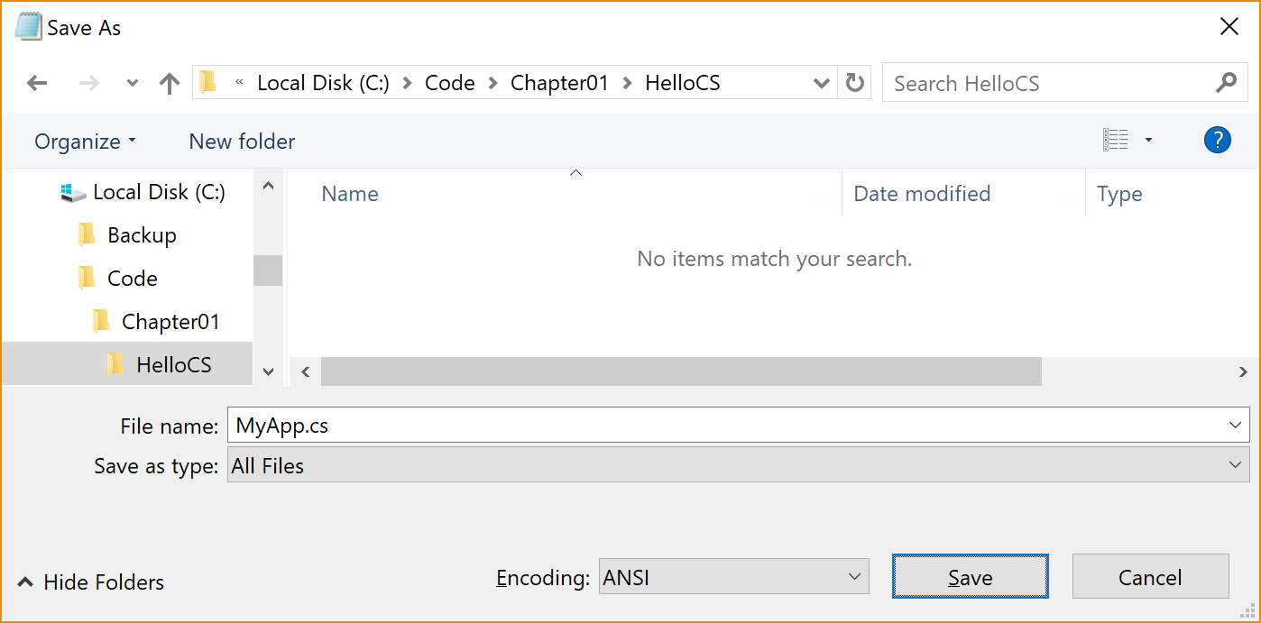 If you are using Windows Notepad - C# 7 1 and  NET Core 2 0 – Modern