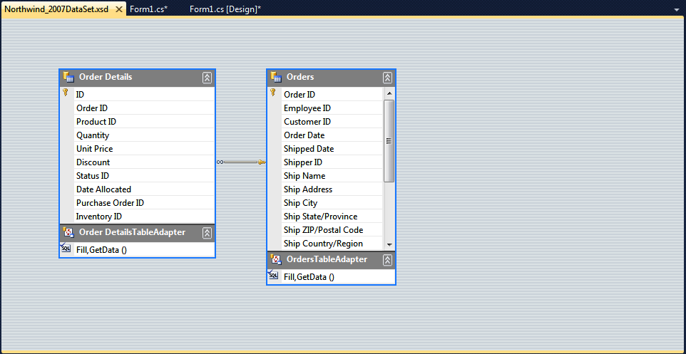4  Creating Data Entry Forms with Built-In Controls - C# Database