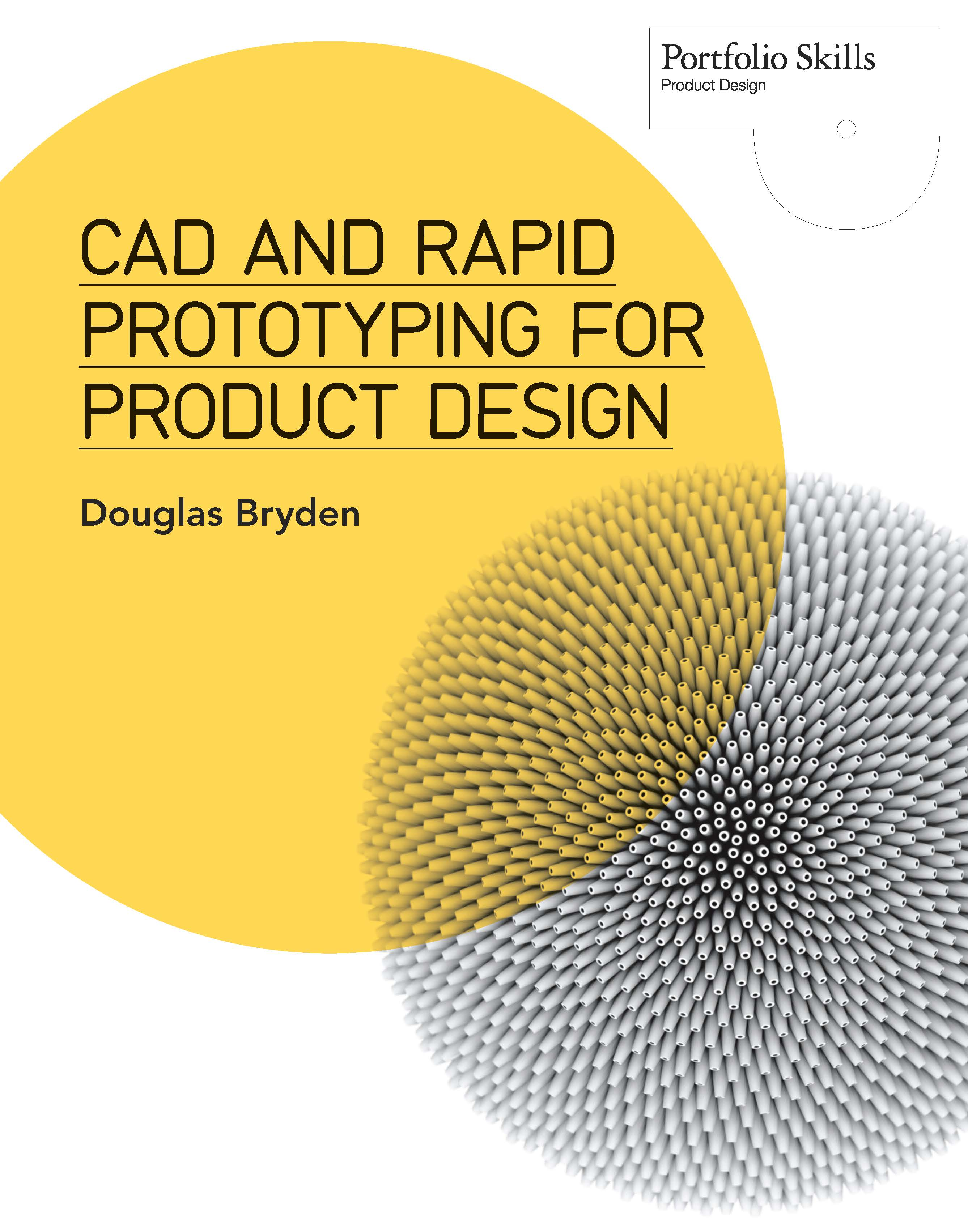 Cover cad and rapid prototyping for product design book for Product design and prototyping
