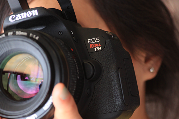 Chapter 1: Exploring the Canon EOS Rebel T5i/700D - Canon EOS Rebel