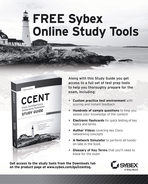 Free Online Tools - CCENT: Cisco Certified Entry Networking