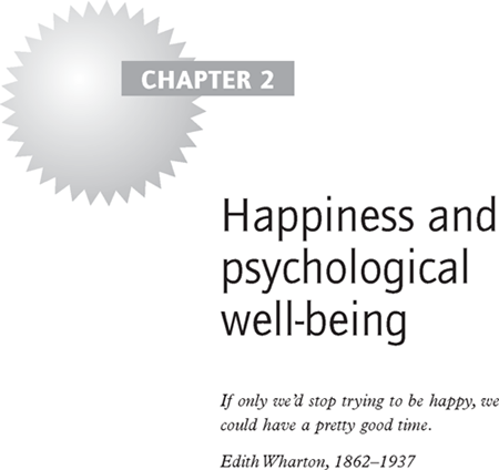 2 Happiness and psychological well-being - Change Your Life
