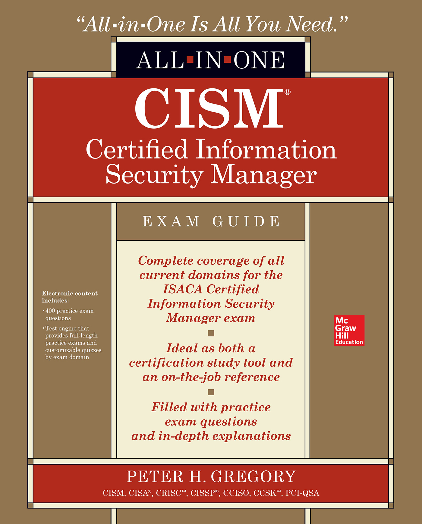 Cover cism certified information security manager all in one exam cover image 1betcityfo Choice Image