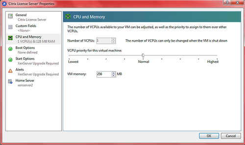 Virtual machine memory overview