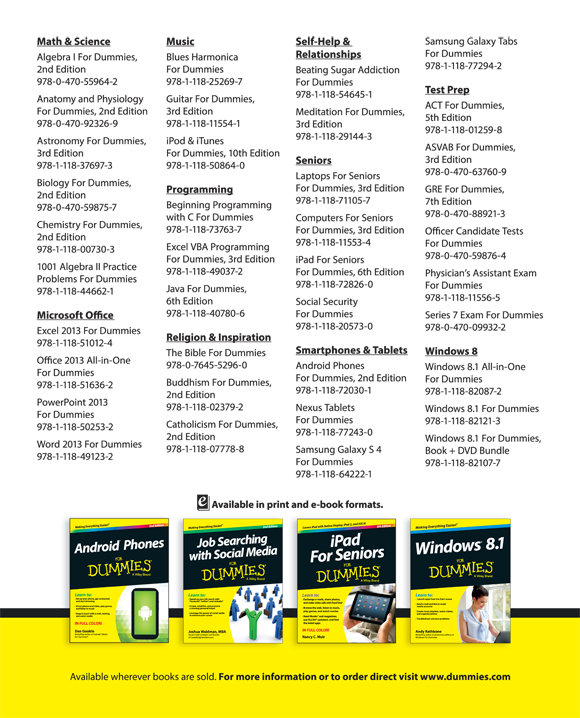 Advertisement Page Coding All In One For Dummies Book