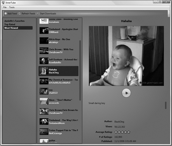 4  InnerTube: Download, Convert, and Sync YouTube Videos
