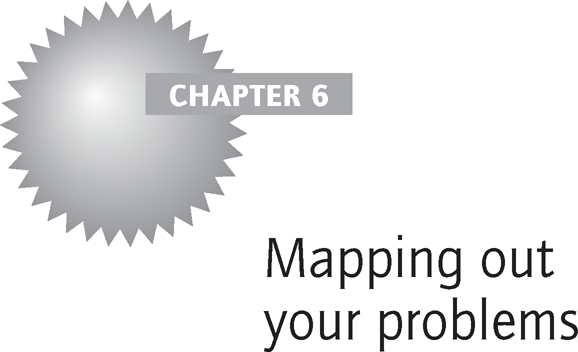 Mapping out your problems
