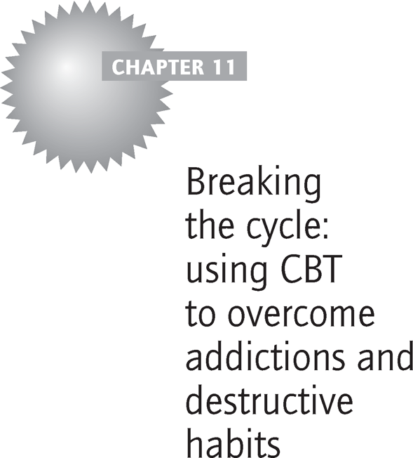 Breaking the cycle: using CBT to overcome addictions and destructive habits