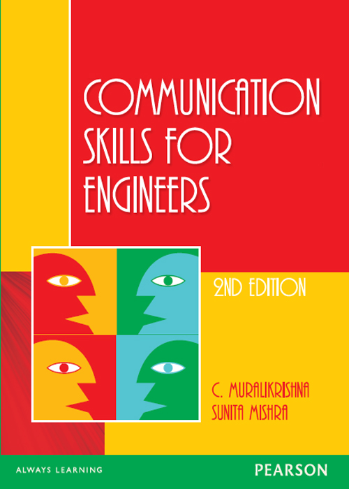Business Communication Book Cover : Cover page communication skills for engineers second