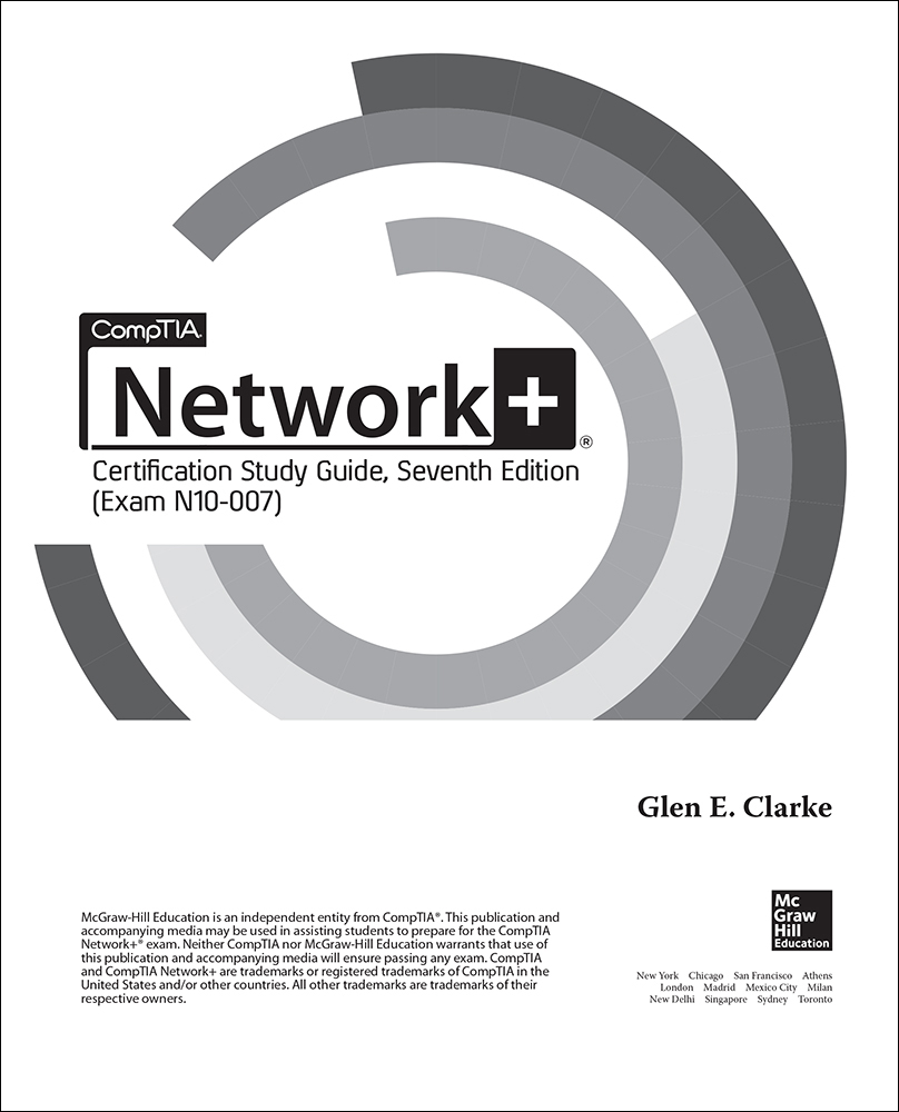 Title Page Comptia Network Certification Study Guide Seventh