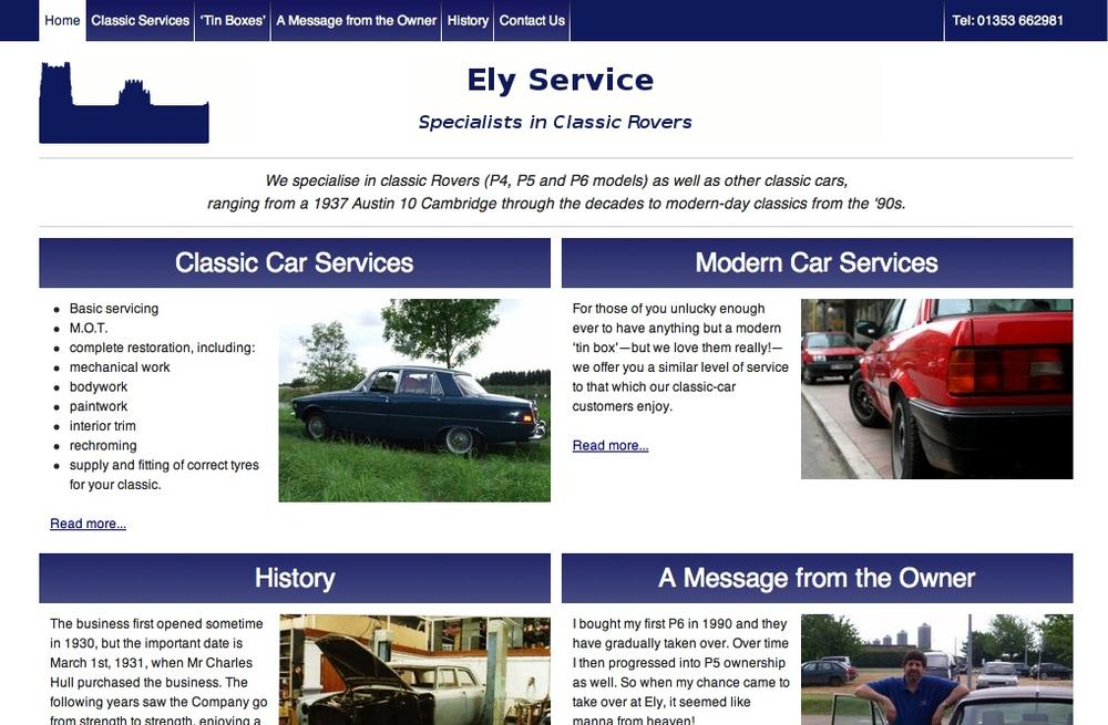 Ely Service