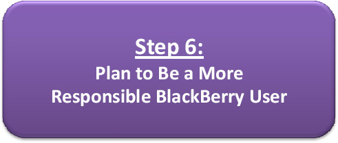 """OK, I Am a BlackBerry Abuser"""