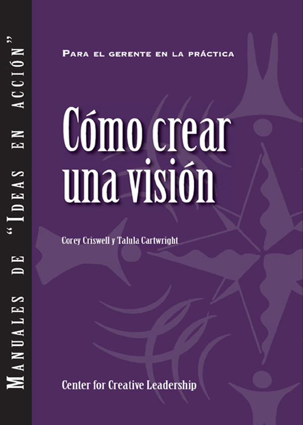 Cover Page - Creating a Vision (Spanish for Latin America