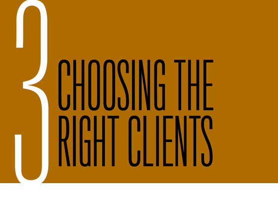Chapter 3: Choosing the Right Clients