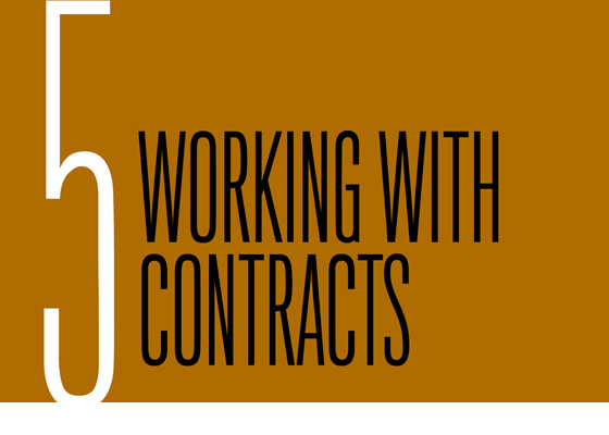 Chapter 5: Working with Contracts