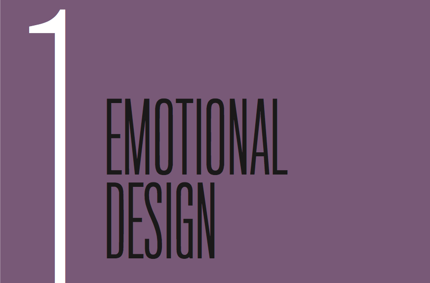 Chapter 1: Emotional Design