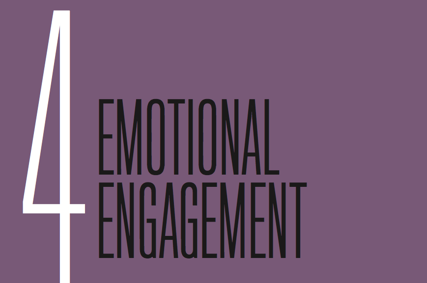 Chapter 4: Emotional Engagement