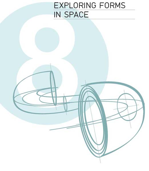 8  Exploring Forms in Space - Drawing for Product Designers