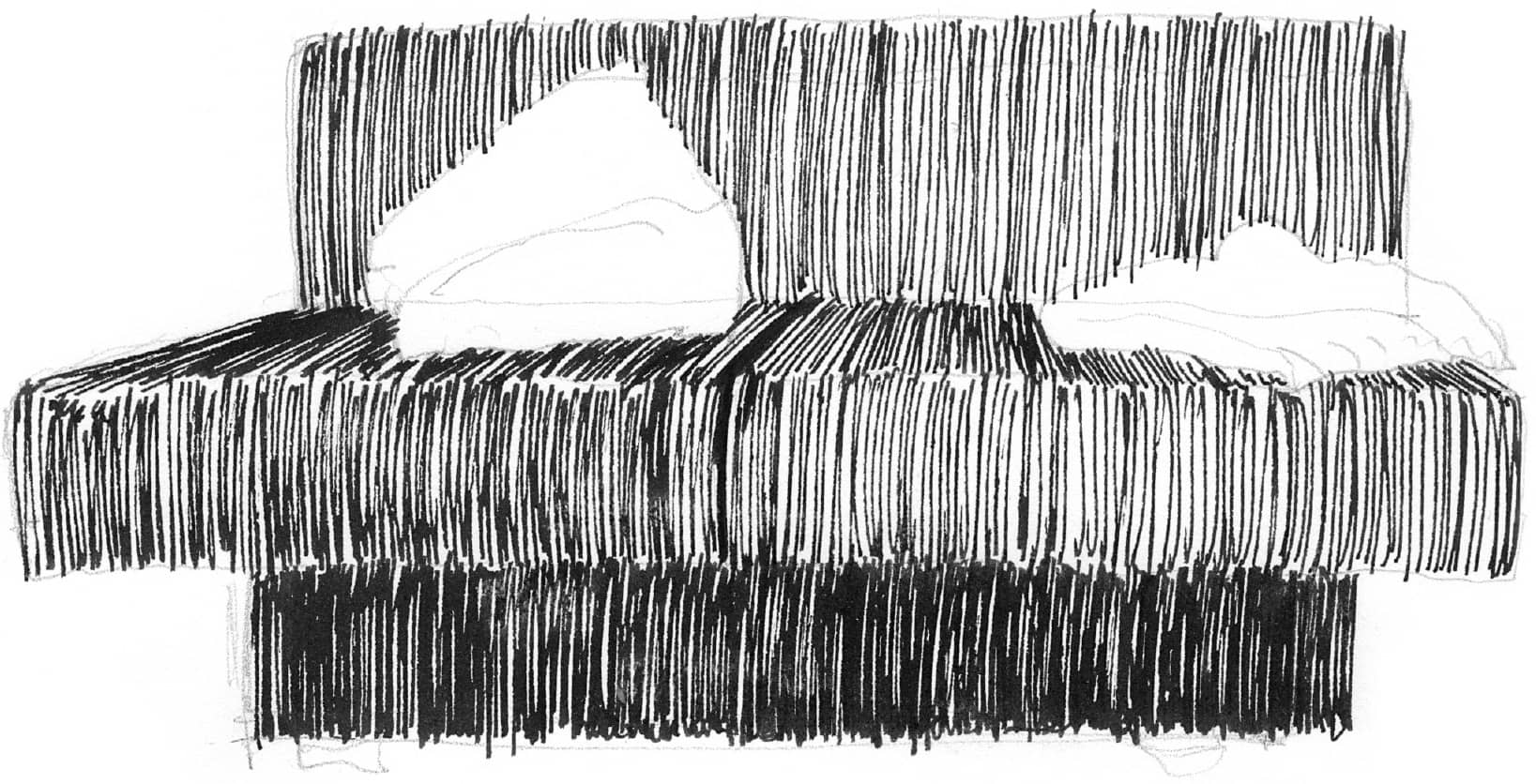 Drawing Lines Meaning : Overlap drawing perspective methods for artists book
