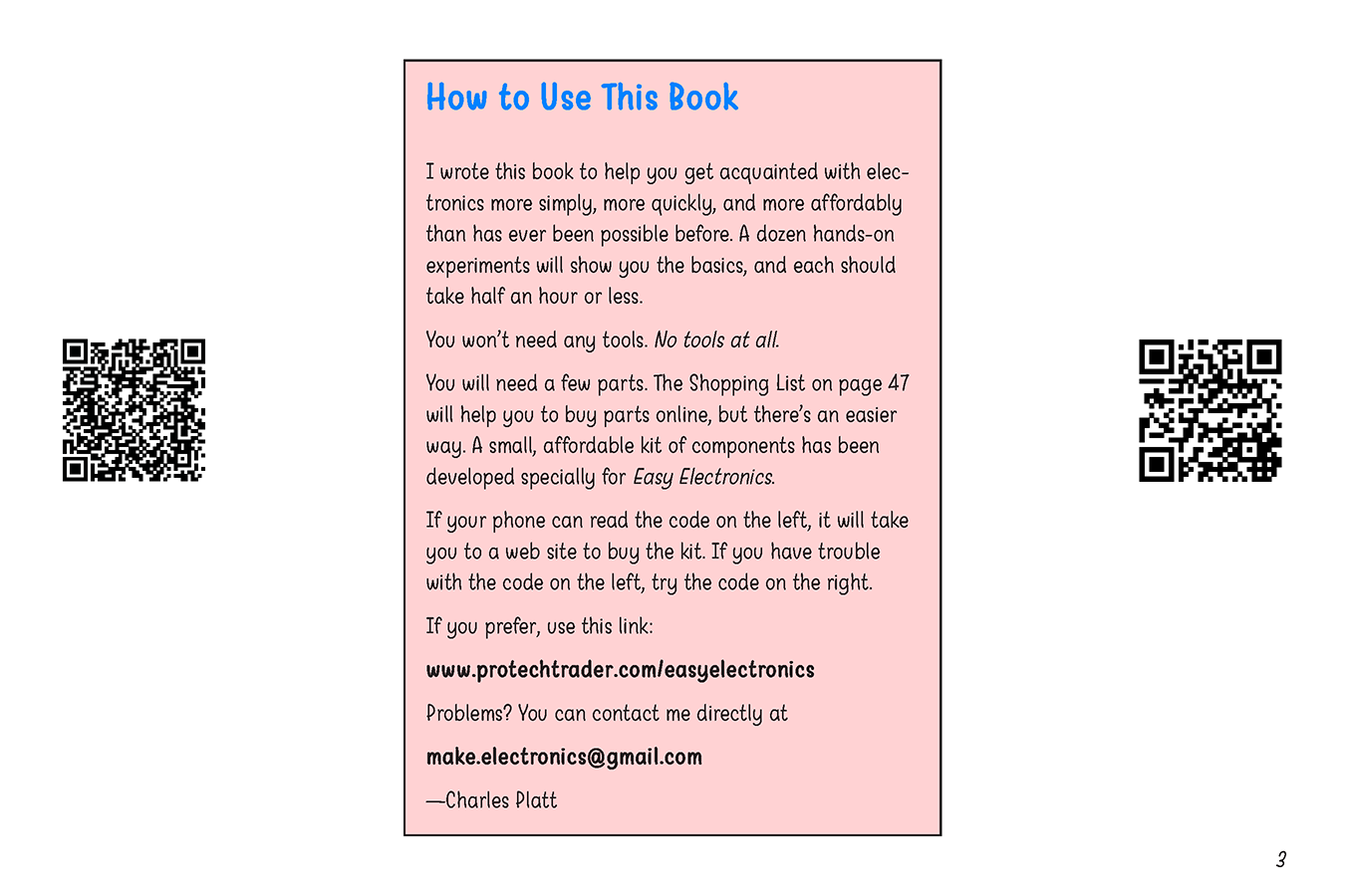 Page 3 - Easy Electronics [Book]