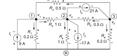 4.2 - NODAL ANALYSIS OF CIRCUITS CONTAINING RESISTORS WITH ...