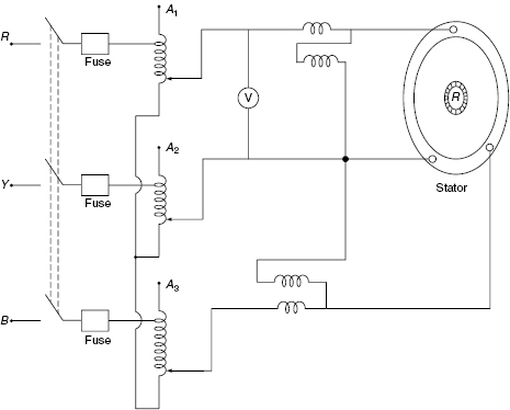 757.1 appendix e separation of no load losses of an induction motor Toshiba Electric Motor Wiring Diagrams at mifinder.co