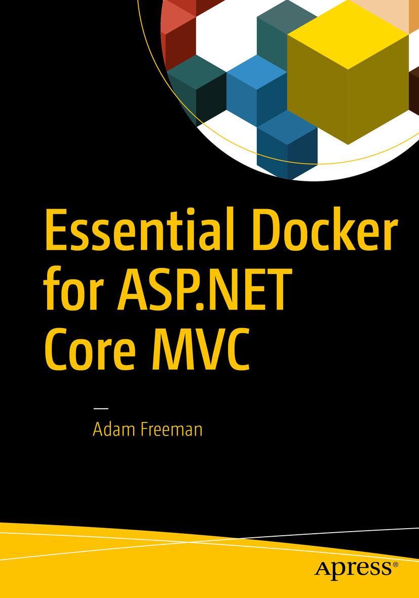 Cover - Essential Docker for ASP NET Core MVC [Book]