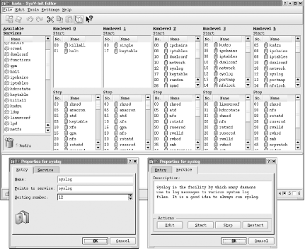 4 2  Initialization Files and Boot Scripts - Essential System