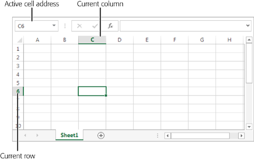 1. Creating Your First Spreadsheet - Excel 2013: The Missing ...