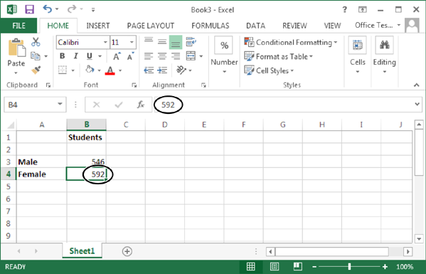 1 creating your first spreadsheet excel 2013 the missing manual the formula bar just above the grid displays information about the active cell ibookread ePUb