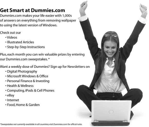 Cheat Sheet - Excel Formulas and Functions For Dummies, 3rd