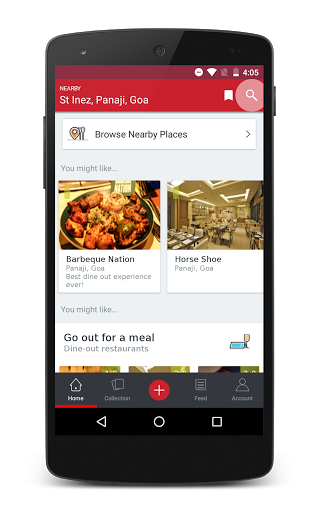 Implementing Search in Zomato - Expert Android Programming
