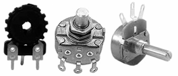 Examples of potentiometers