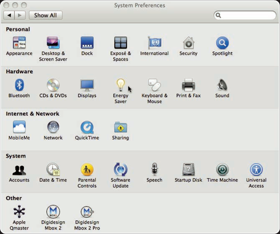 What Should My Mac Preferences Be?