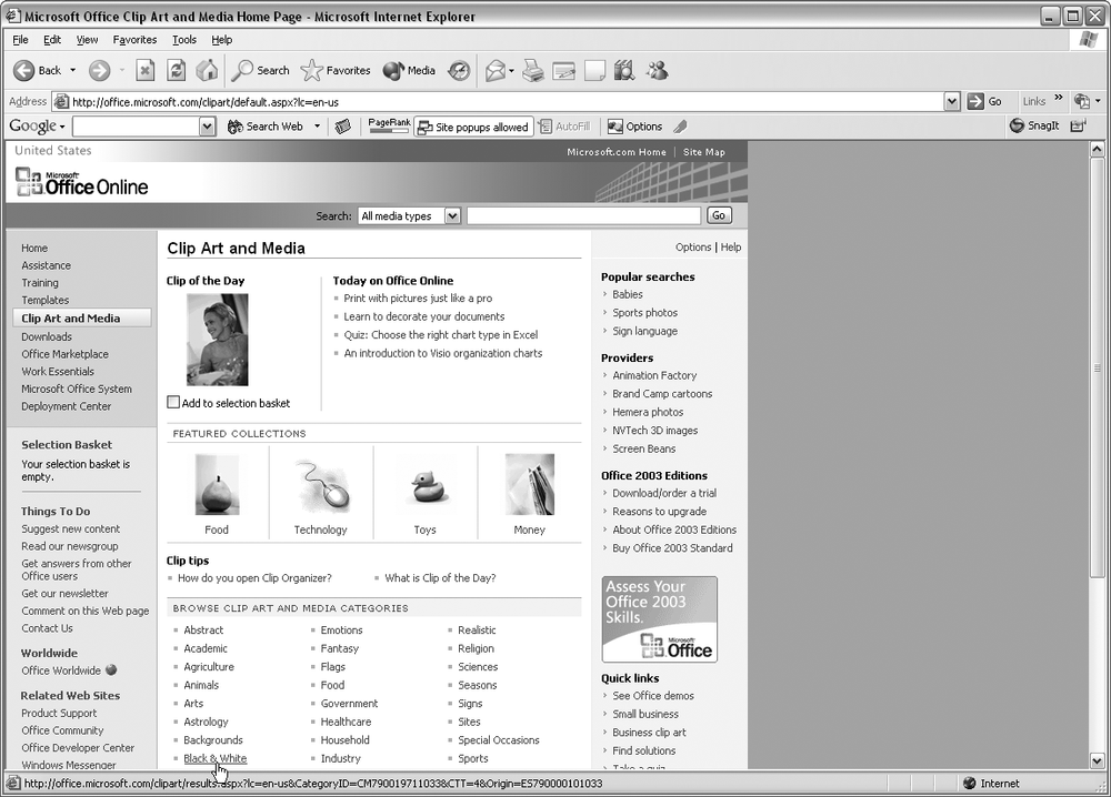 Microsoft Clipart And Media Site