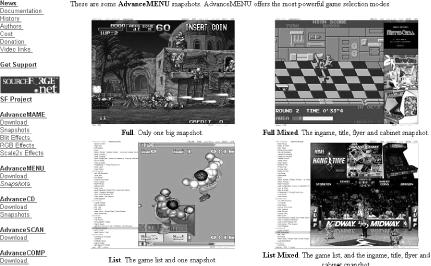 Add and Manipulate a MAME Frontend - Gaming Hacks [Book]