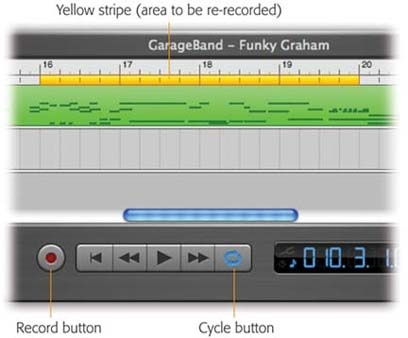 how to delete a garage band