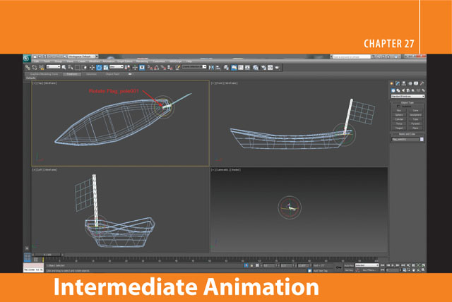 Chapter 27: Intermediate Animation - Getting Started in 3D