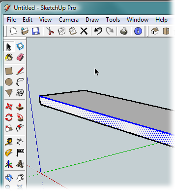 1  Building a Bench: Your First SketchUp Model - Google