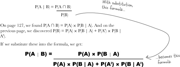 4. Calculating Probabilities: Taking Chances - Head First Statistics ...